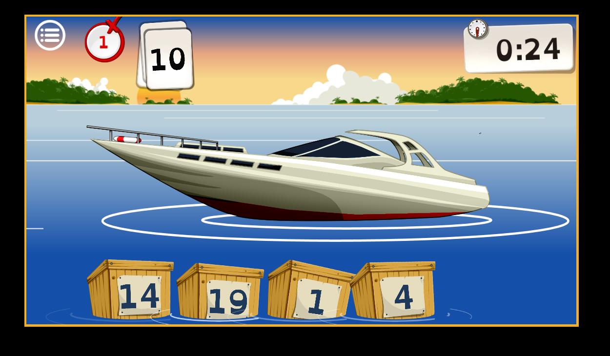 """Zahlen in zufällliger Reihenfolge erkennen.Finde die """"1"""". Finde die """"8"""". Finde die """"3"""". (1-20)"""